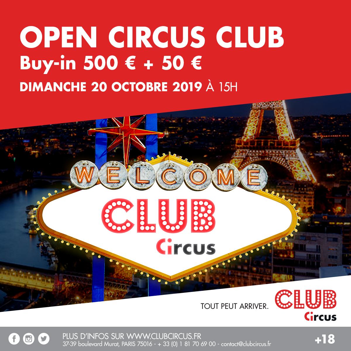 OPEN CIRCUS CLUB