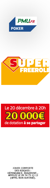 PMU : Super Freeroll