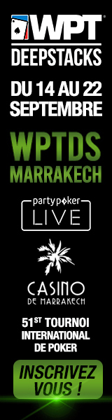 Casino de Marrakech : WPTDS