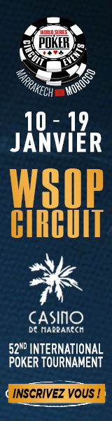 Casino de Marrakech : WSOP Circuit