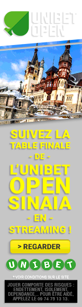 Unibet : Streaming Open Sinaia