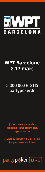partypoker : WPT Barcelone