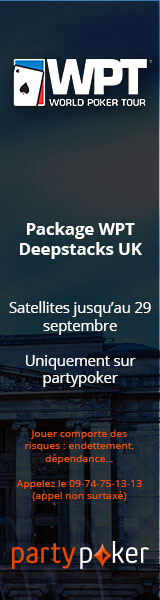 partypoker : WPT DeepStacks UK
