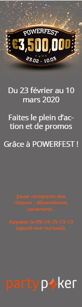 partypoker : PowerFest