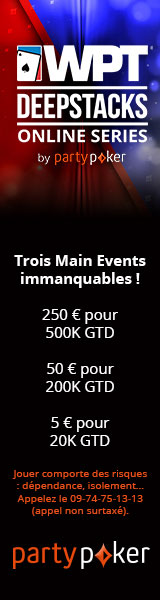 partypoker : WPT DS OS