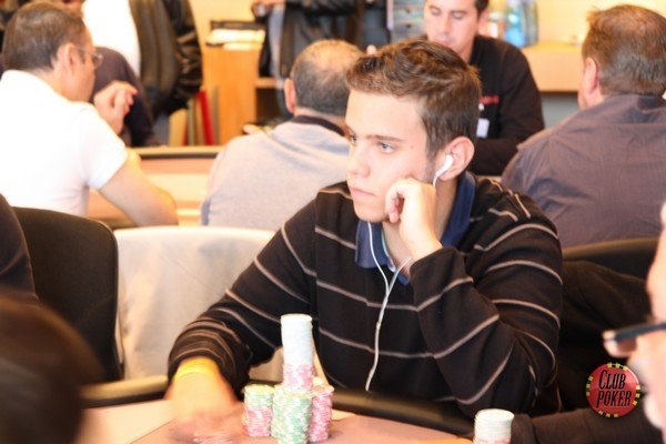 Coverage finale barrière poker tour day page le circuit