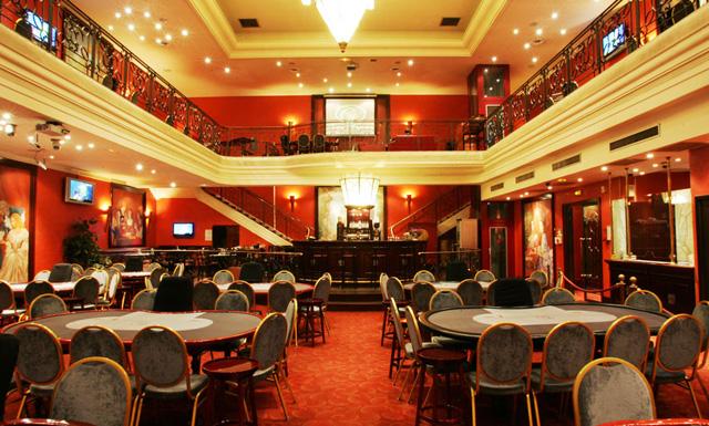 Cercle haussmann paris casino female poker players photos