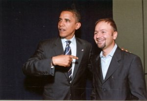 Negreanu et Obama