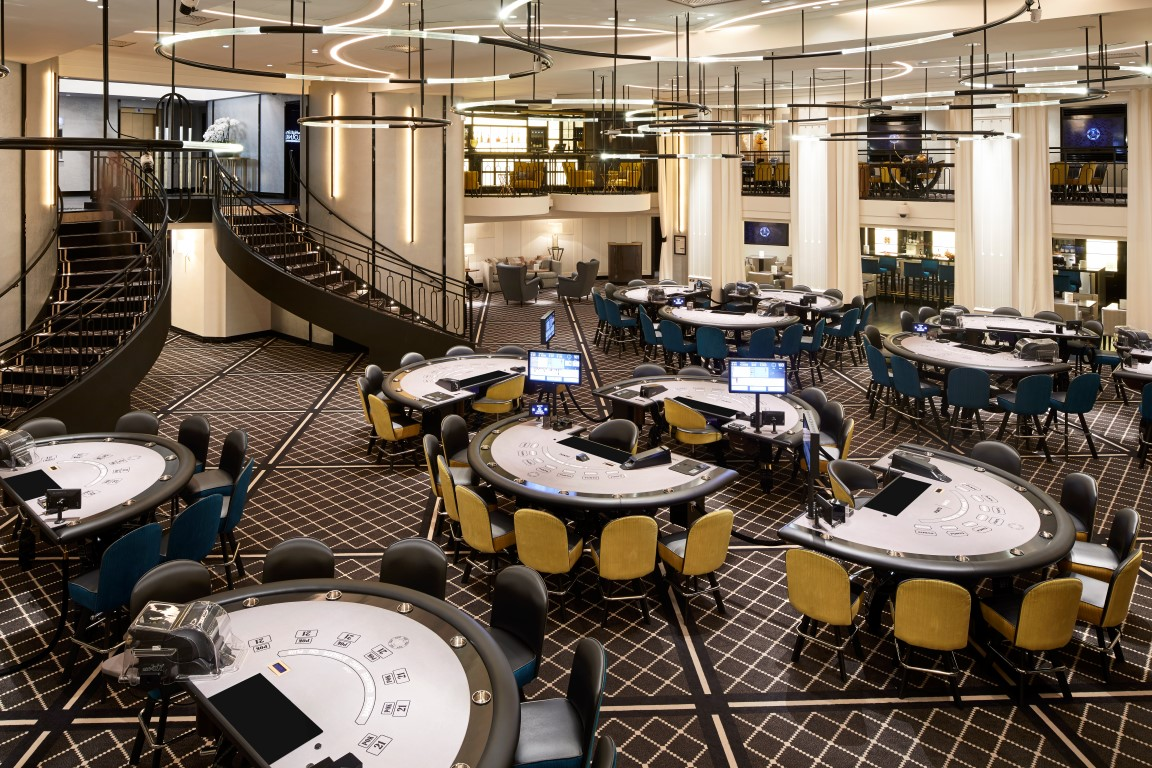 Casino Cercle Wagram Paris 50 Francs Paris France
