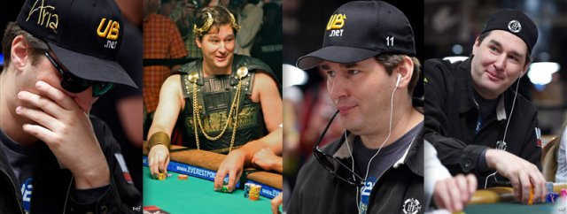 Phil Hellmuth : panorama