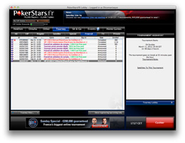 PokerStars freerolls non-sat