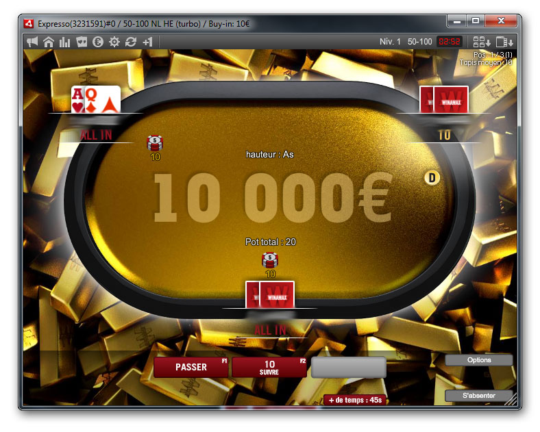 Expresso Winamax Winamax Poker En Ligne