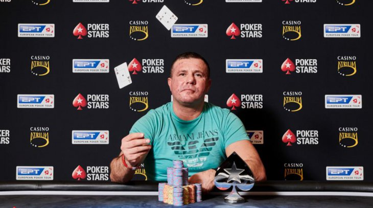EPT Prague : le 10 300 € High Roller pour Akin Tuna