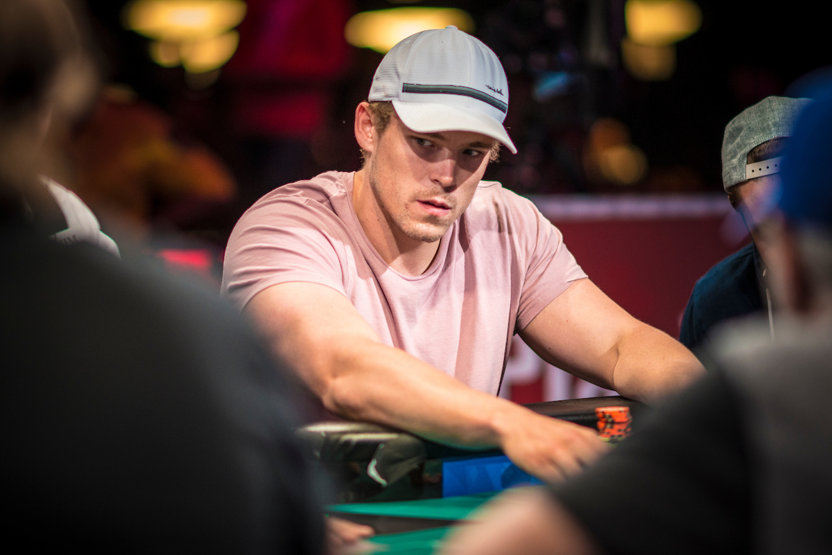 Alex Foxen : interview du leader du classement GPI