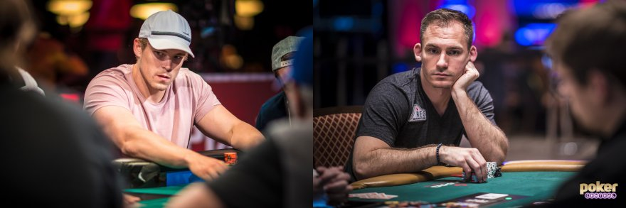 GPI Player of the Year : Alex Foxen et Justin Bonomo au coude à coude