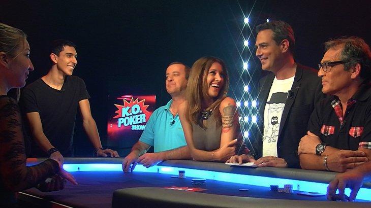 KO POKER SHOW : FAVEL-AS AU CASTING DE L'ÉMISSION CE DIMANCHE | Poker on TV