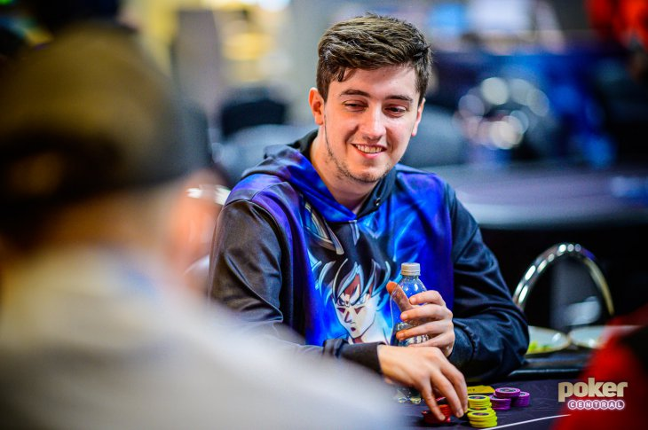 Super High Roller Bowl Online : Ali Imsirovic en pole sur le Main Event