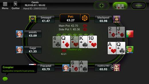 Unibet poker op iphone