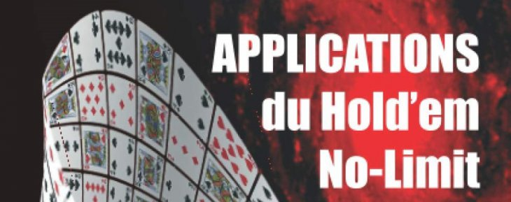 Applications of Hold'em No Limit : le livre de Matthew Junda enfin traduit en français