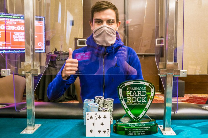Seminole Hard Rock Poker Showdown : Arthur Conan décroche la lune en Floride