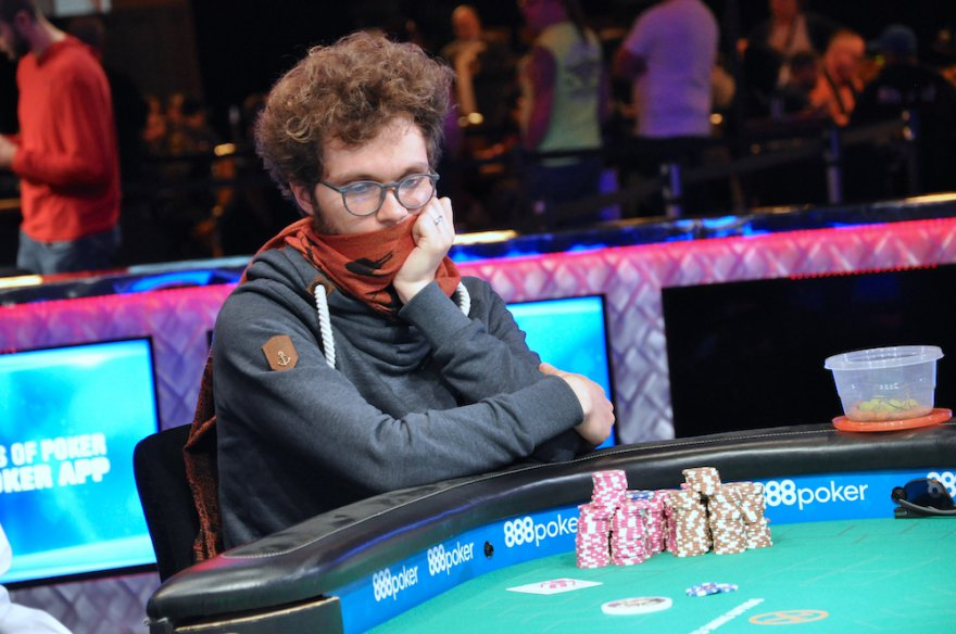 World Series Of Poker : le beau podium d'Axel Hallay
