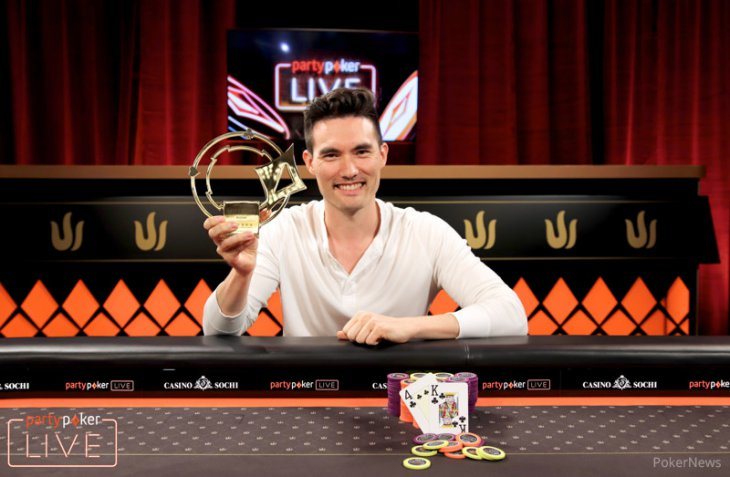 Triton Poker High Roller : au tour d'Aymon Hata