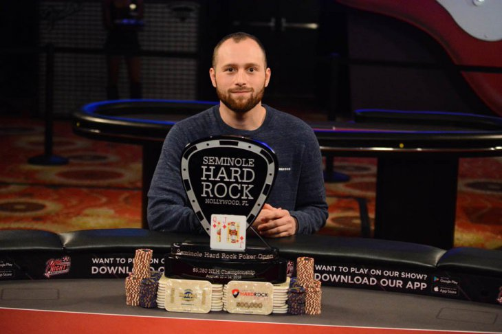 Seminole Hard Rock Poker Open : les résultats du Big Four