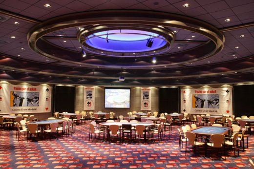 PokerStars va ouvrir une poker room au Casino Gran Madrid