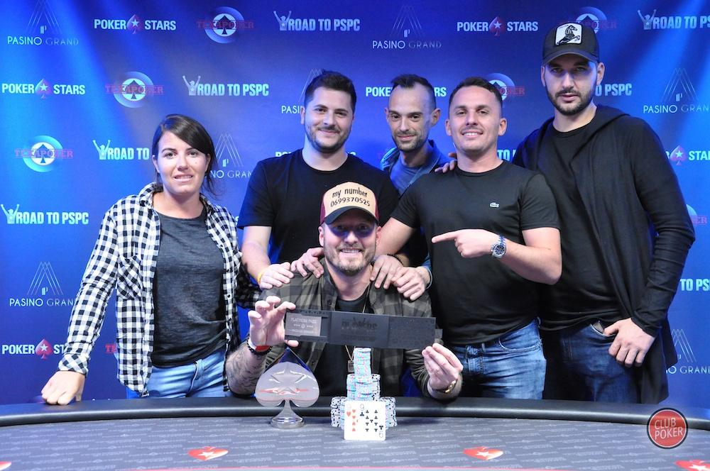 Road to PSPC Aix : les Platinum Pass pour Cédric Chevalme et Grégory Armand