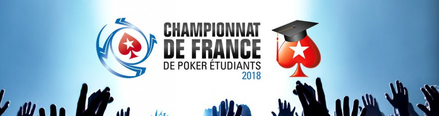 Championnat de France de Poker Étudiants : un Platinum Pass en jeu