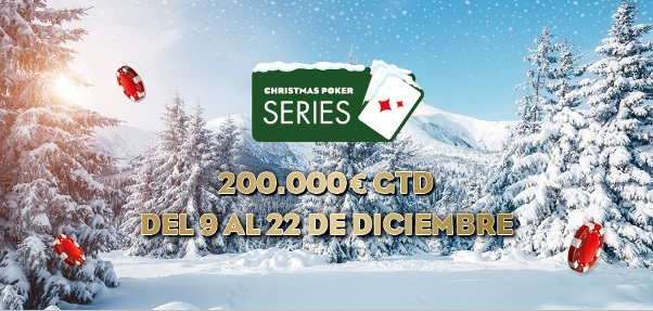 Christmas Poker Series : Noël à la catalane au Casino Barcelona