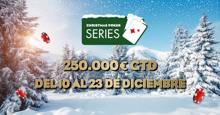 Christmas Poker Series Barcelona