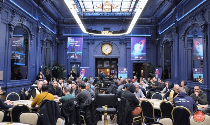 Club Poker Radio S13E18 en direct du FPO Paris au Club Montmartre