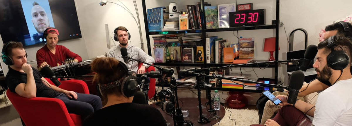 Club Poker Radio S13E08 avec Ivan Deyra et Jérémy Saderne