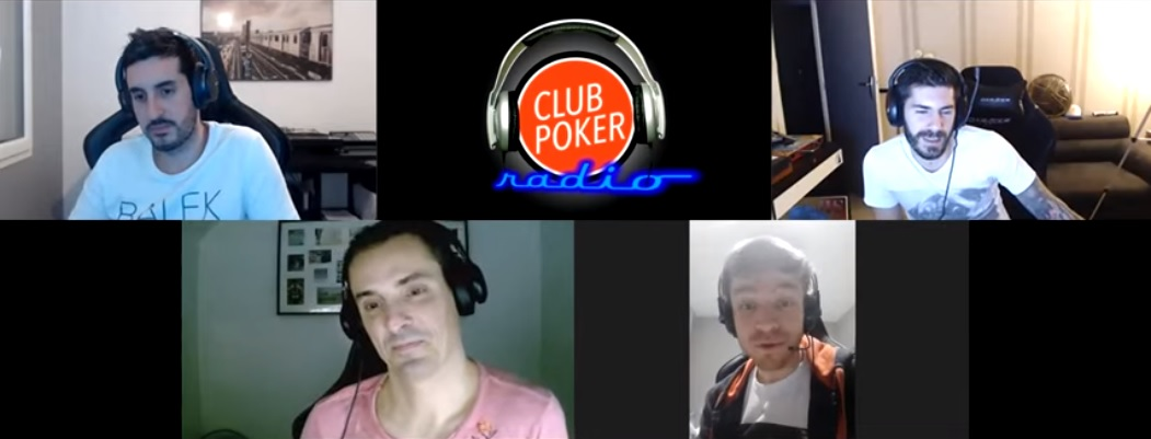Club Poker Radio S13E29 avec Laurent Delbrel, François Pirault, Lynn Gilmartin et Angel Guillen