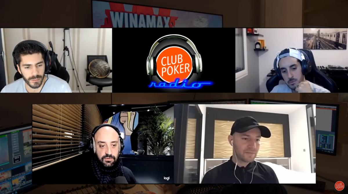 Club Poker Radio S14E09 avec Cédric Llinas, Harper et Louise Francœur