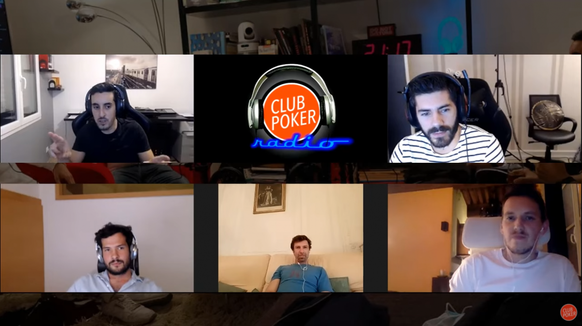 Club Poker Radio S14E11 avec la Team SpinElite et Jon Van Fleet