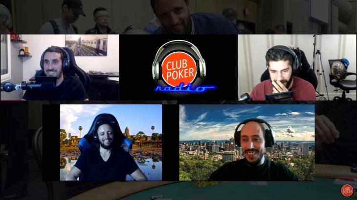 Club Poker Radio S14E20 avec Aladin Reskallah et Yassine El Fouladi
