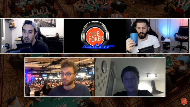Club Poker Radio S14E28 avec Louis Linard et Romain Lewis