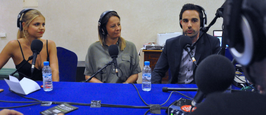 Club Poker Radio au WPTDS Marrakech : Pascal Rolin, Maxime Chilaud, Hermance Blum...
