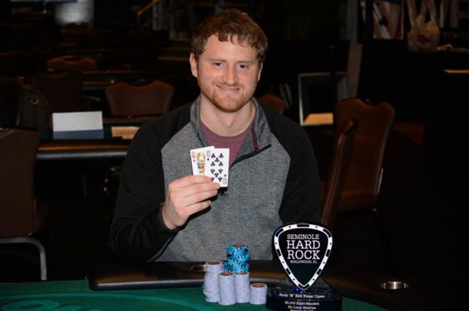Seminole Rock'N'Roll Open : back-to-back pour David Peters, podium pour Guillaume Diaz
