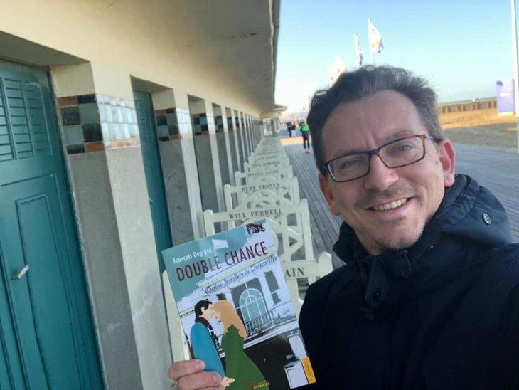Double Chance : le premier roman de François Degryse
