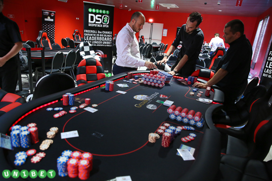 UDSO Gujan-Mestras : la rentrée coverage de Club Poker