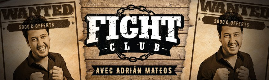 Fight Club : heads up de haute volée avec Adrián Mateos