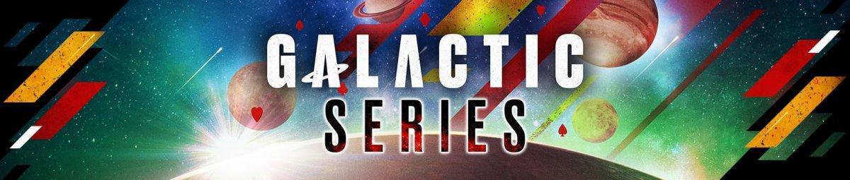 Galactic Series : 17 millions garantis sur PokerStars du 30 août au 28 septembre