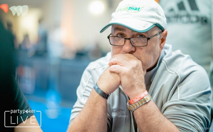 Caribbean Poker Party : le Super High Roller pour Giuseppe Iadisernia