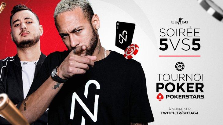 Gotaga et PokerStars : une soirée spéciale sur Twitch pour lancer le partenariat