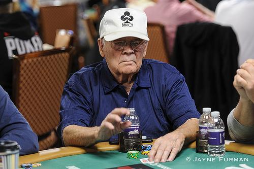Howard Andrew : un morceau d'histoire des World Series Of Poker