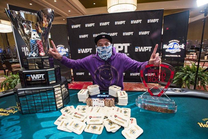 WPT Lucky Hearts Poker Open : la victoire pour Ilyas Muradi