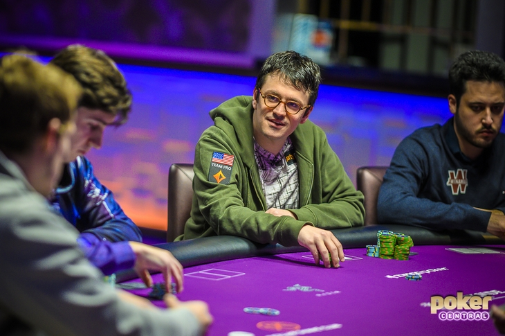 Super High Roller Bowl : Isaac Haxton chipleader de la table finale